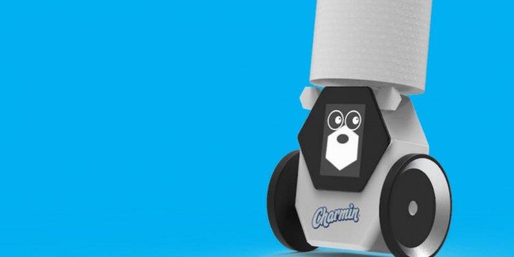 Charmin's Rollbot