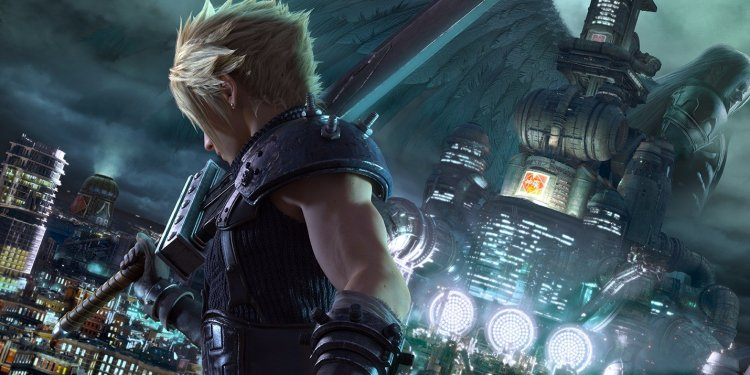 Выйдет Final Fantasy VII Remake на PlayStation