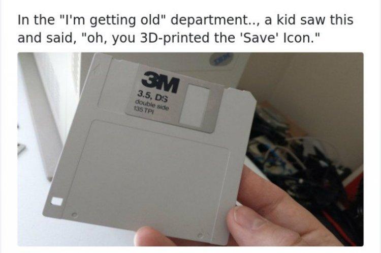 Сучасні діті не зрозуміють: 9 ностальгічних фото з гаджетами минулогоСучасні діті не зрозуміють: 9 ностальгічних фото з гаджетами минулого