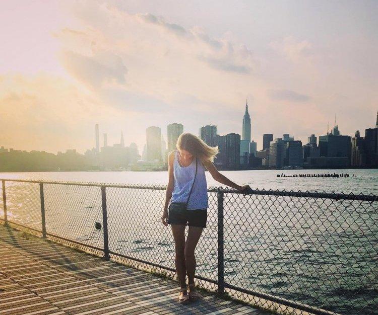 Скучаю по черному хлебу и селедке, зато лишилась предрассудков». Чему учит жизнь в Нью-Йорке?