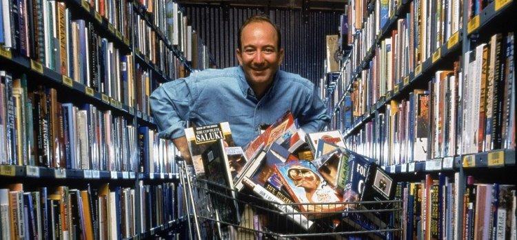 Amazon уже 25. Вот каков был мир, когда Джефф Безос основал компанию в 1994 году