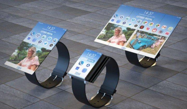 Складные экраны - плохое начало, светлое будущее?