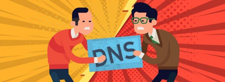 Історія системи доменних імен: «війни» протоколів
