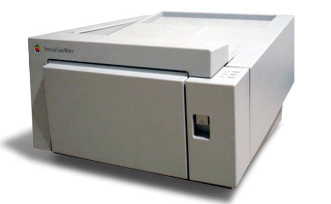 Принтеры LaserWriter