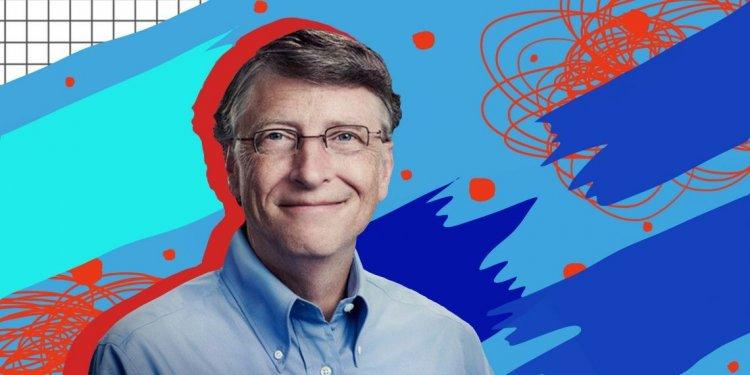 3 критерия, по которым Билл Гейтс оценивает свои достижения