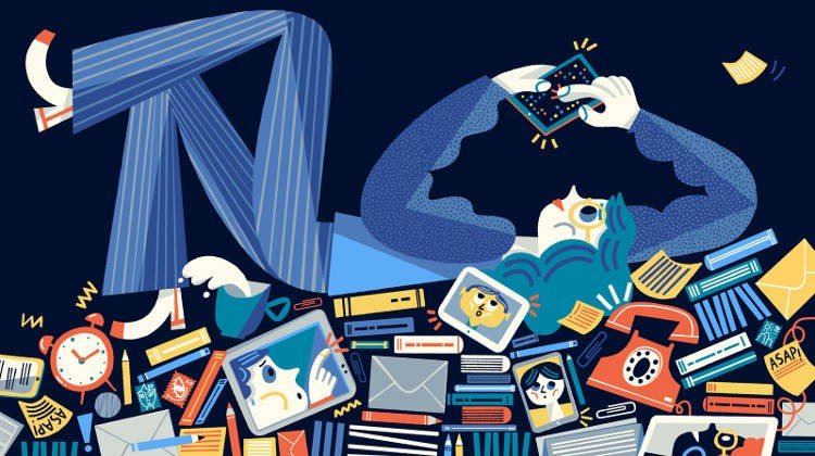 Дизайнер і дедлайни: чому ми прокрастинуємо і як з цим боротися
