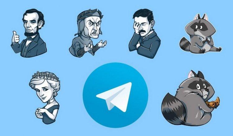Як зробити анімовані стікери в Telegram, якщо ви не дизайнер