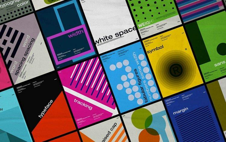 Швейцарський дизайн, дадаїзм, баухаус