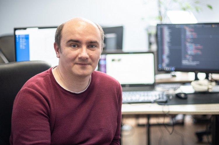 Рудольф Фенцик, Web-розробникAstound Commerce святкує 7 річницю роботи в Ужгороді