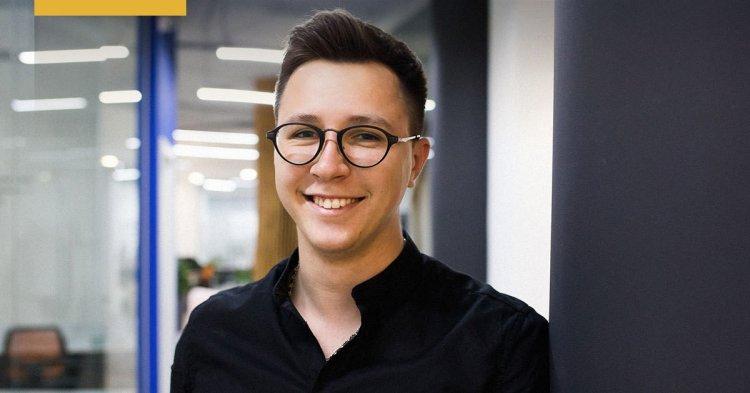 Никита Южаков. Он открыл свою IT-компанию Fyutura в 23.
