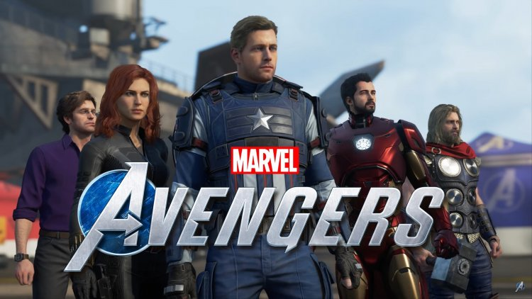 Выйдет Marvel's Avengers на PlayStation 4