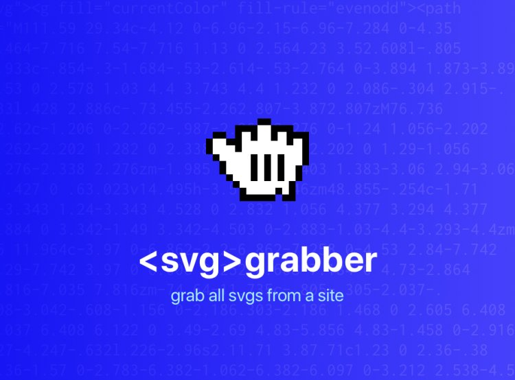 SVG Grabber