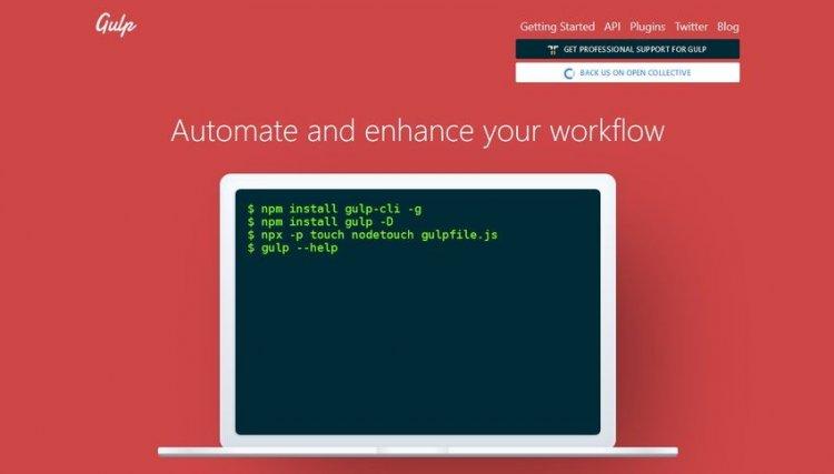 Автоматический запуск задач Gulp