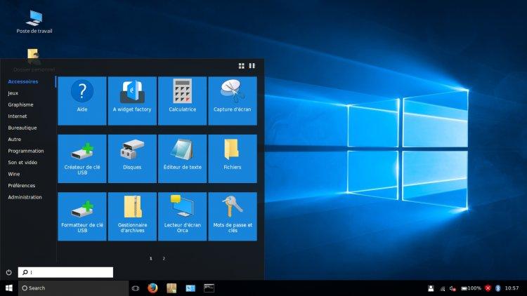 Как сделать Linux похожим на Windows 10