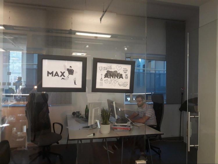 Як це - працювати дизайнером в Гамбурзі. Про візу, роботу в дизайн-студії та «німецькі обійми»