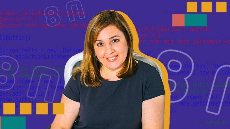 Як дівчині зробити кар'єру в IT: формула «8-П» від Інни Макєєвої