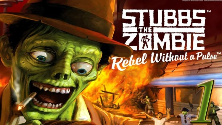 «Stubbs the Zombie in Rebel Without a Pulse»