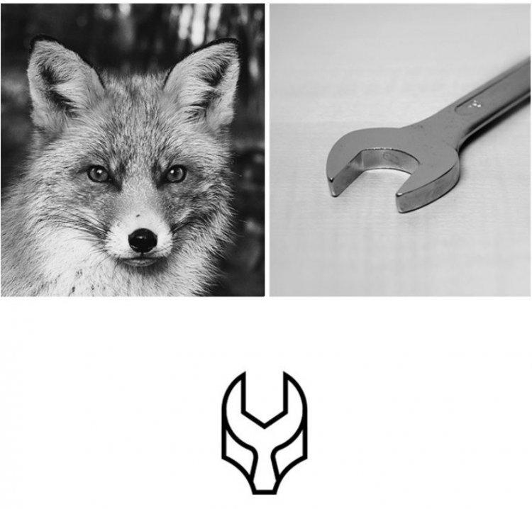 """Як створювати логотипи: техніка """"2 в 1″"""