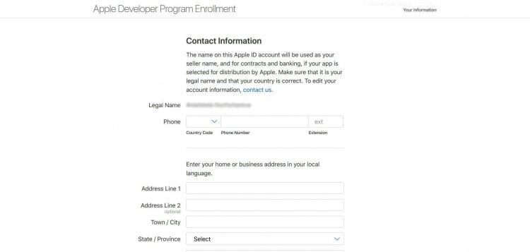 Як зареєструвати аккаунт розробника в App Store і Google Play