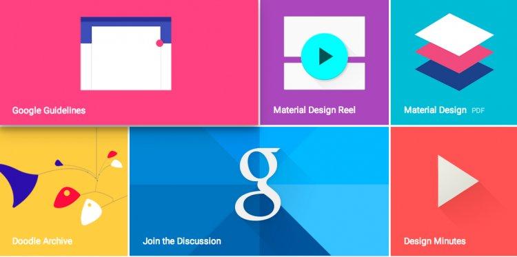 Дизайн від Google: десять важливих порад