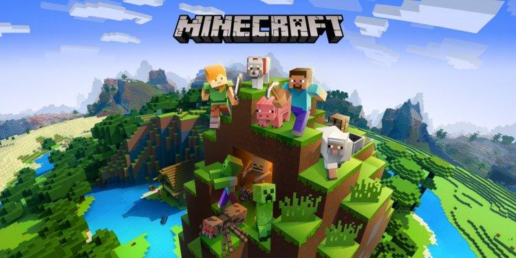 Хотите быть креативнее? Сыграйте в Minecraft