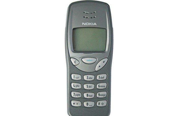 Nokia 3210, 1999 рік