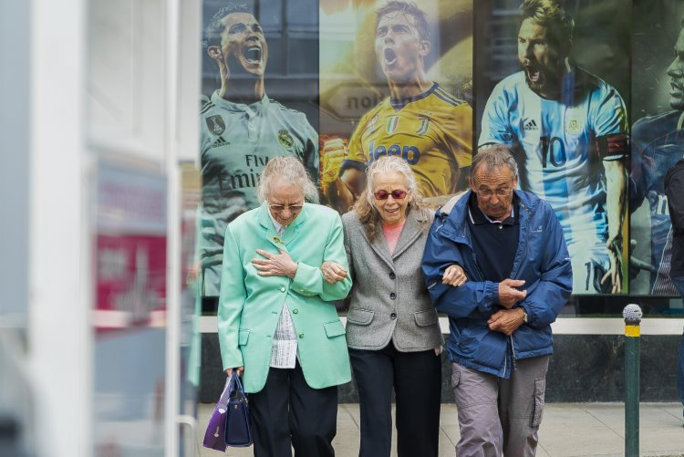 AgeTech - який потенціал мають технології для літніх людей?