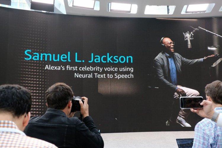 Оновлення Amazon Alexa