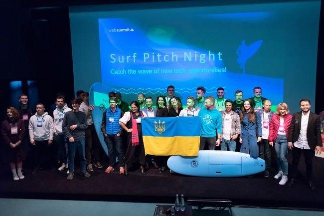 Чем удивляли  украинские стартапы на Web Summit