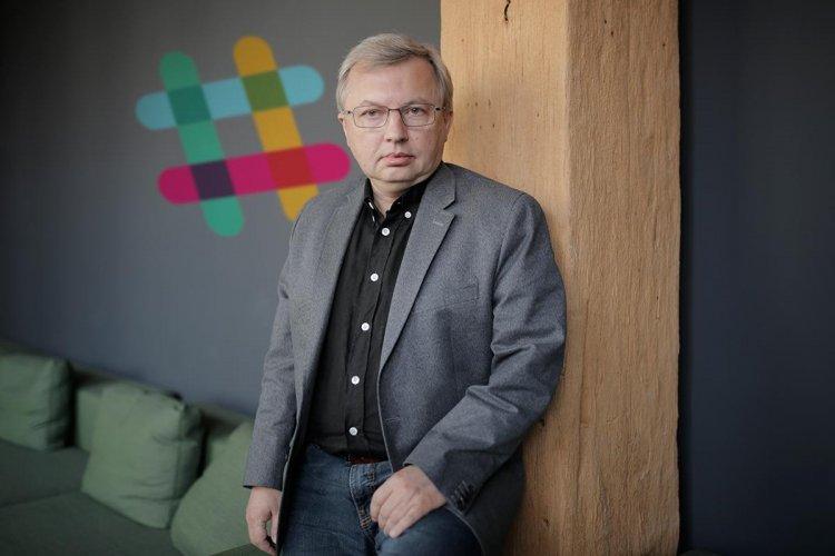 Сергей Мурашов (Slack)