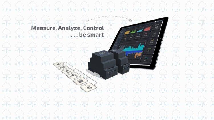 smart-MAC - хмарний сервіс для візуалізації та аналізу даних.