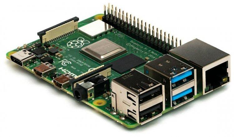 Raspberry Pi, 2012 рік