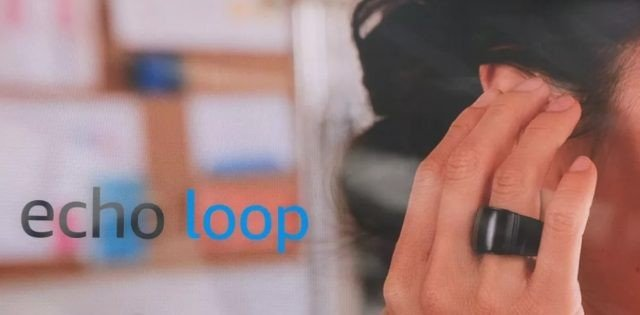 Amazon Echo Loop