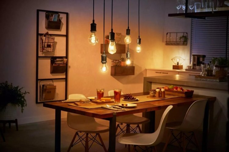 Умные лампы Эдисона