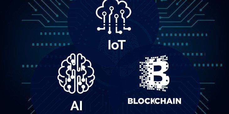 Пересечение блокчейна, интернета вещей и искусственного интеллекта