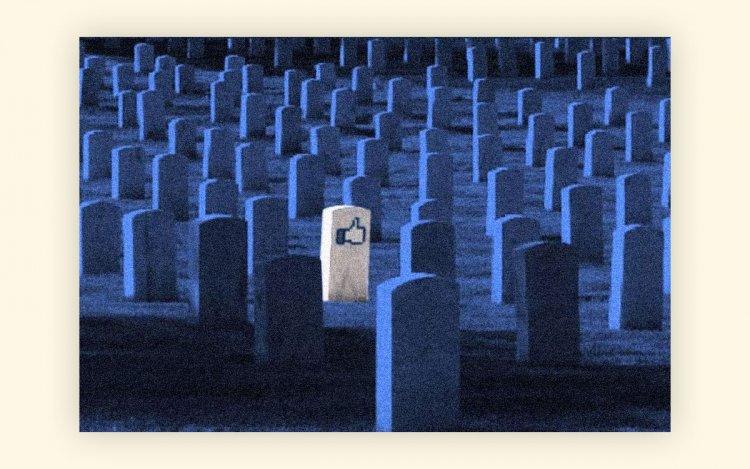 Что будет с вашим Facebook, когда вы умрете?