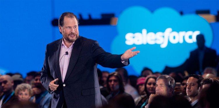 Марк Бениофф, Salesforce: «Капитализм мертв. Нужен новый капитализм»