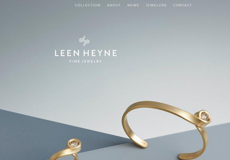 Минималистичный дизайн сайта: 11 красивых примеров