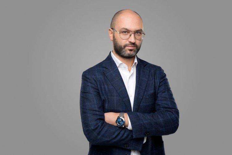 Юрий Гладкий, основатель креативного агентства Grape