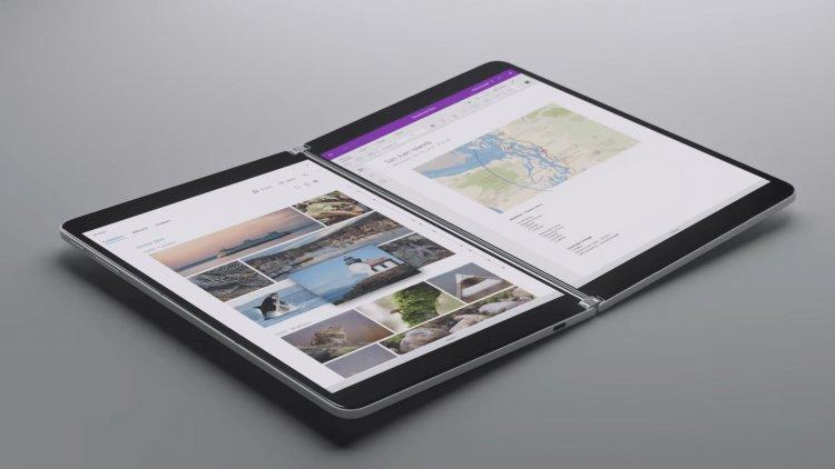Microsoft анонсировала Windows 10X для устройств с двойным экраном: зачем они нужны и что особенного в новой ОС