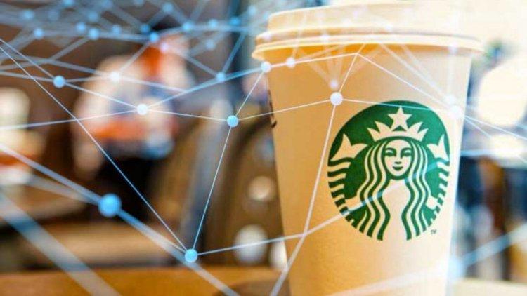 технлогии Starbucks