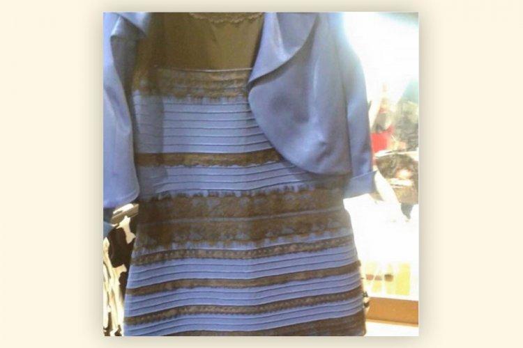 Синее или белое платье (2015 год)