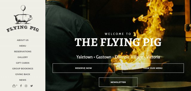 Лучшие советы и примеры для дизайна сайта ресторана