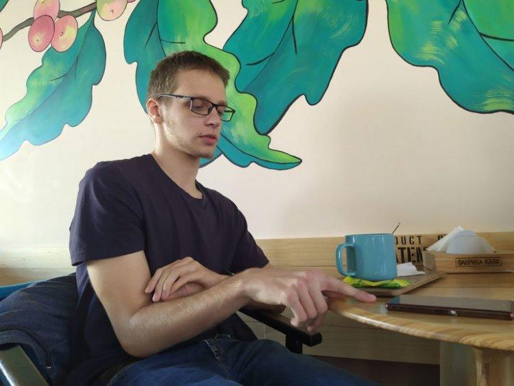 Із 16 років в ІТ. Історія веброзробника з Черкас Артема Кобця
