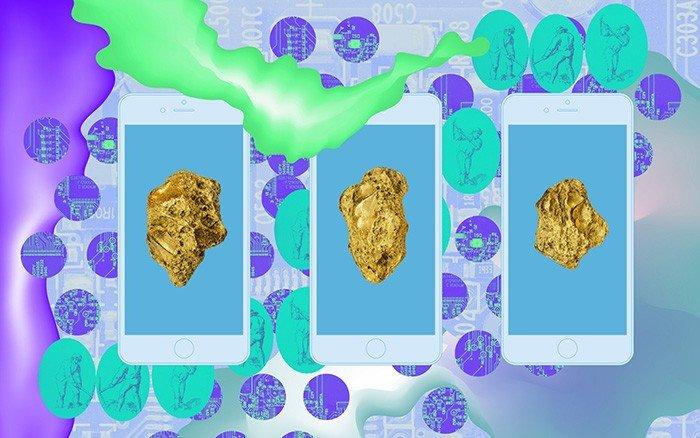 Незаконний видобуток або чому дорогоцінні метали в смартфонах стали проблемою