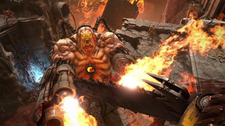 DOOM Eternal / фото id Software