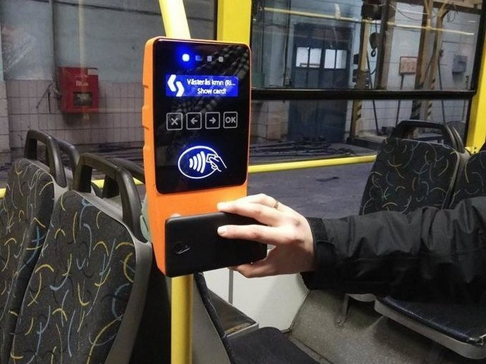 Когда е-билет появится в киевских маршрутках