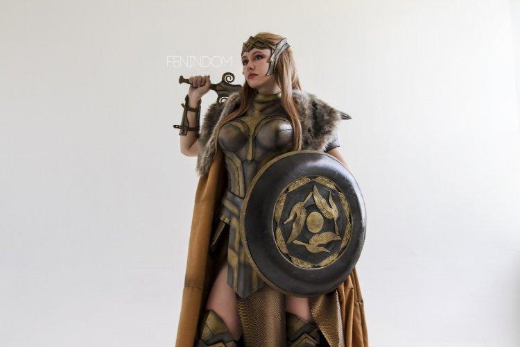 Я делаю костюмы из «Ведьмака» и Dota 2, самый простой стоит $500: история Марии Карпенко