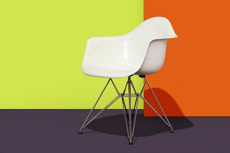 Крісло Eames Fiberglass Armchair, 1950 рік