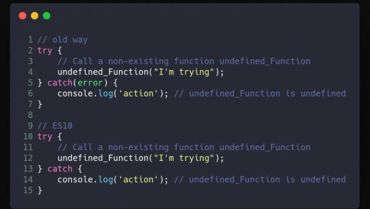 Новые функции ES10 в 12 простых примерах